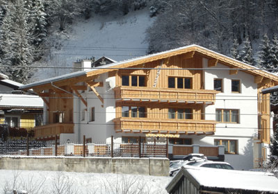 Pension Haus Alpenflora - Flirsch - Tirol (AT)