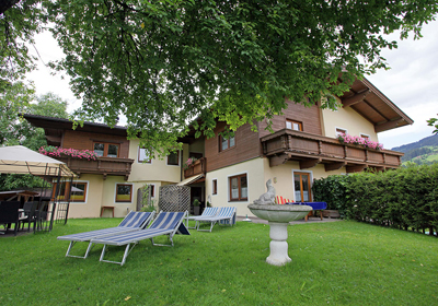 Appartements Andrea-Cäciel und Gamper - Brixen im Thale - Tirol (AT)