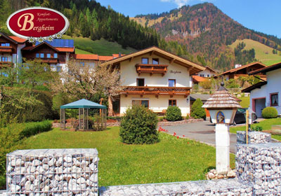 Komfort Appartement Bergheim - Kaiserwinkl - Tirol (AT)