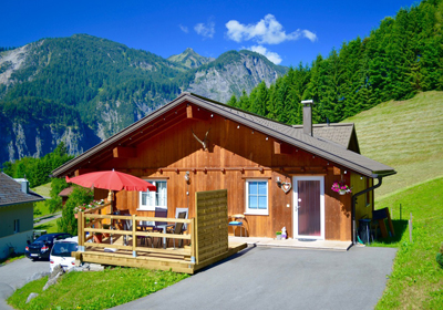 Blokhut Klostertal - Dalaas - Vorarlberg (AT)