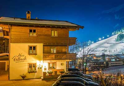 Haus Erlbach - Hinterglemm - Salzburg (AT)
