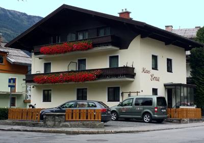 Apartmenthaus Erna - Bad Hofgastein - Salzburg (AT)