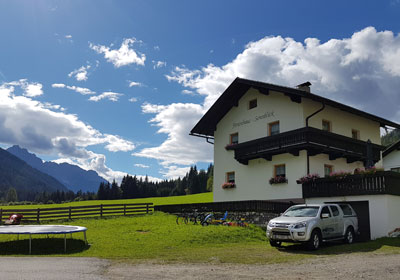 Ferienhaus-Sonnblick - Sillian - Tirol (AT)