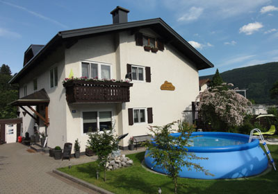 Pension Adlerhorst - Steindorf am Ossiacher See - Karinthie (AT)