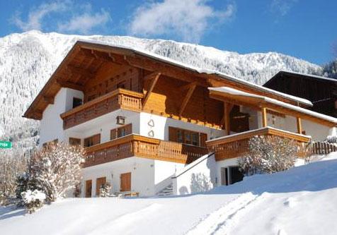 Ferienhaus Ganahl - Gaschurn - Silvretta Montafon / Vorarlberg (AT)