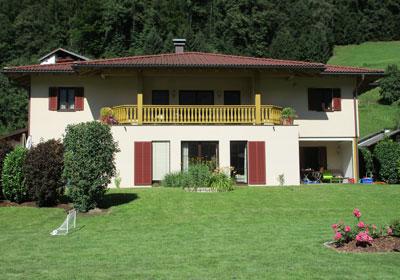 Ferienhaus Schwarzhans - Schruns - Vorarlberg (AT)