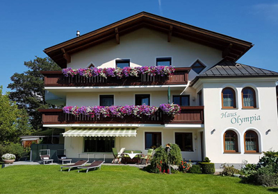 Appartements Haus Olympia - Innsbruck - Tirol (AT)