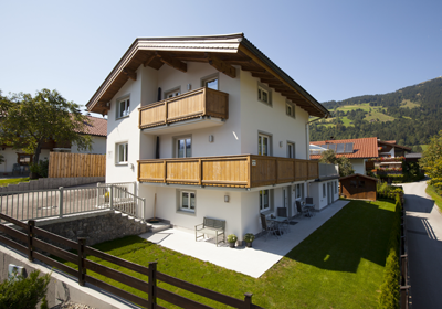 Appartments Weiss - Westendorf - Tirol (AT)