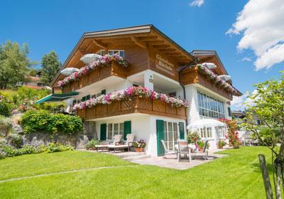 Gästehaus Büchele - Hirschegg - Vorarlberg (AT)