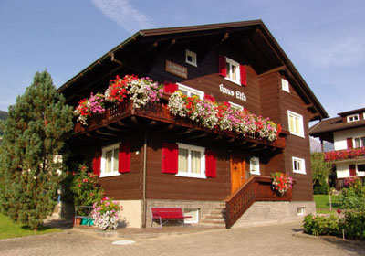 Haus Elsa - Tschagguns - Vorarlberg (AT)