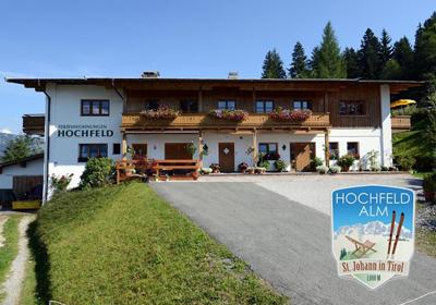 Berggasthof  Hochfeldalm - St. Johann in Tirol - Tirol (AT)