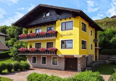 Ferienhaus Julia - Mariapfarr - Salzburg (AT)
