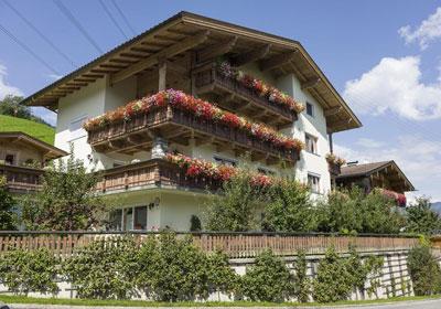Ferienwohnungen Kainer - Ried im Zillertal - Tirol (AT)