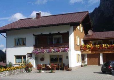 Frühstückspension Rüf - Au im Bregenzerwald - Vorarlberg (AT)
