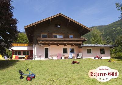 Ferienhof Scherer-Gütl - Neukirchen am Großvenediger - Salzburg (AT)