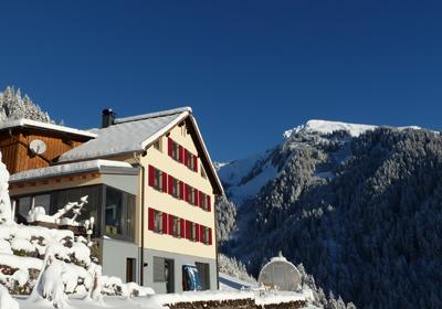 Ferienhaus Schwendehof - Fontanella - Vorarlberg (AT)