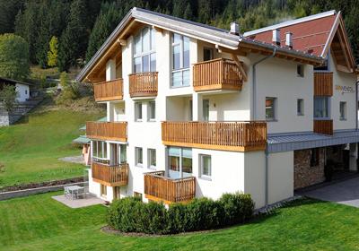 Haus Sonneneck - St. Anton am Arlberg - Tirol (AT)