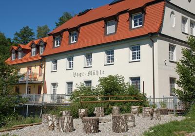 Vogt-Mühle - Roggenburg - Bayern - Schwaben (D)