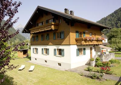 Landhaus Geschwister Wachter - Montafon - Vorarlberg (AT)